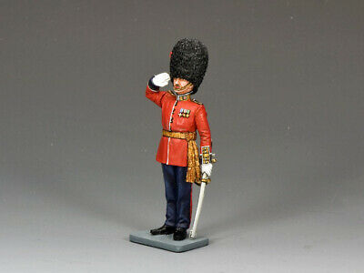 King and (&) Country CE002 - Saluting Guards Officer