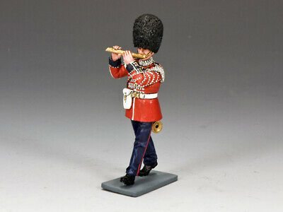 King and (&) Country CE008 - Guards Fifer