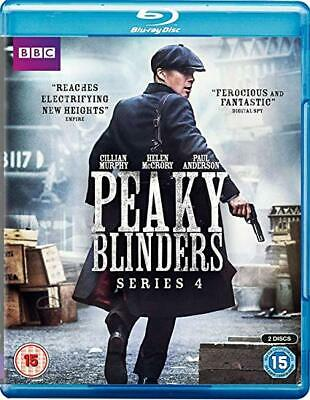 Peaky Blinders- Complete  Series 4 [Bluray] 1A - New & Sealed