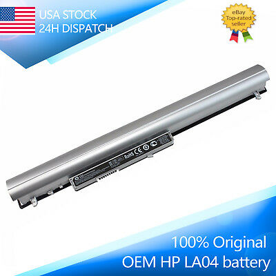BATTERY FOR HP Pavilion 14 15 Series 752237-001 776622-001