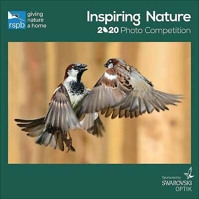 RSPB Photographic Competition Calendar 2020