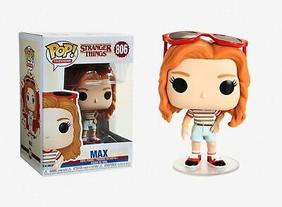 Funko Pop Television: Stranger Things - Max Vinyl Figure Item #38531