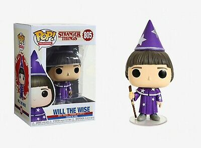 Funko Pop Television: Stranger Things - Will the Wise Vinyl Figure Item #38533