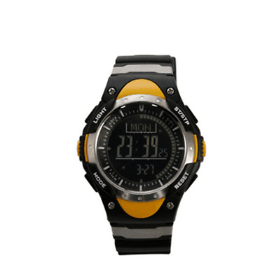 SUNROAD Outdoor Sports watch with Altimeter Barometer Pedometer Compass function