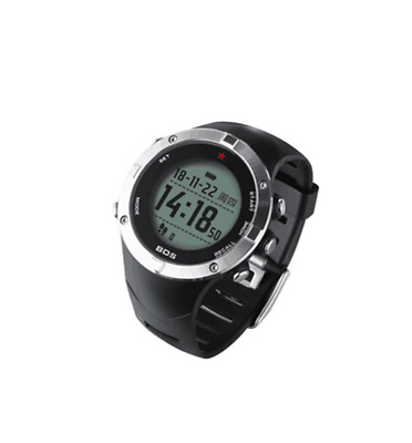 SUNROAD Heart Rate Monitor GPS outdoor sports watch Pedometer Altimeter Compass