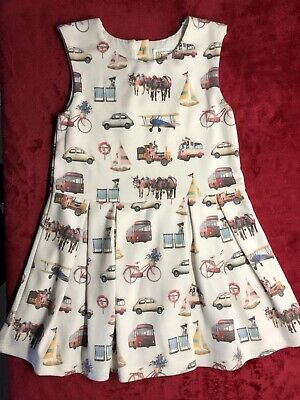 Next Girls Dress Age 2-3 Years Worn Once
