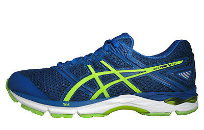 Asics Phoenix 8 Mens Running Shoes Fitness Gym Trainers Thunder Blue