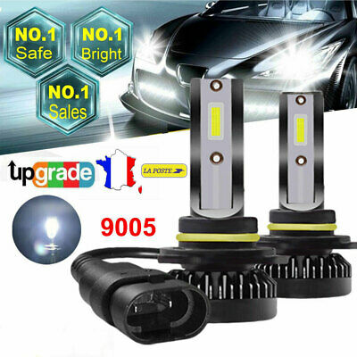 110W 20000LM 9005 HB3 LED Voiture Lampe Kit Phare Feux Ampoule Replace Xénon 2pc