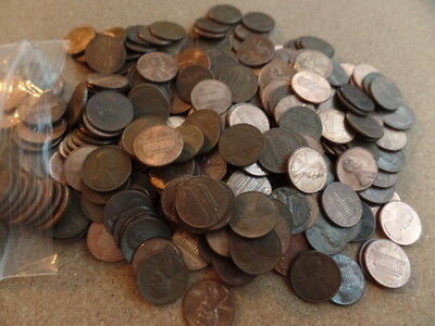 Lot of Set COLLECTABLE American USA Lincoln Cents,158 Coins - 450g -1909- 2019D