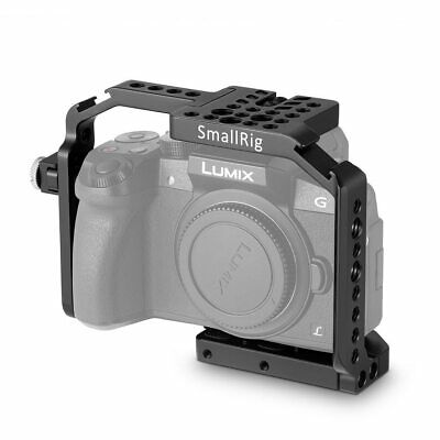 1779 SmallRig DSLR Camera Cage for Panasonic Lumix DMC-G7 with HDMI Cable Clamp