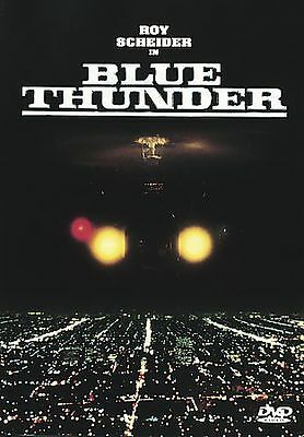 Blue Thunder (DVD, 1998, Dubbed and Subtitled French; Closed Caption)