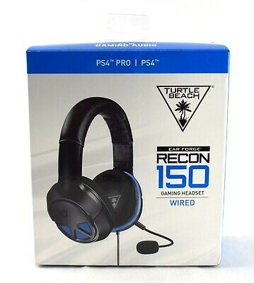 Turtle Beach - RECON 150 Wired Gaming Headset   TBS-3320-01   3261sw