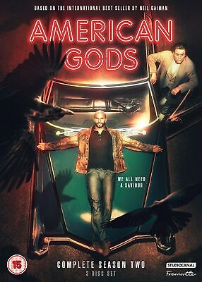 American Gods: Complete Season Two (Box Set) [DVD]