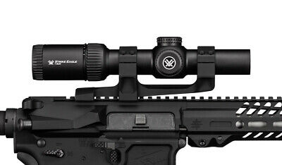 Vortex Optics Strike Eagle 1-8x24mm SE-1824-1 w/ Vortex 2 inch Cantilever Mount