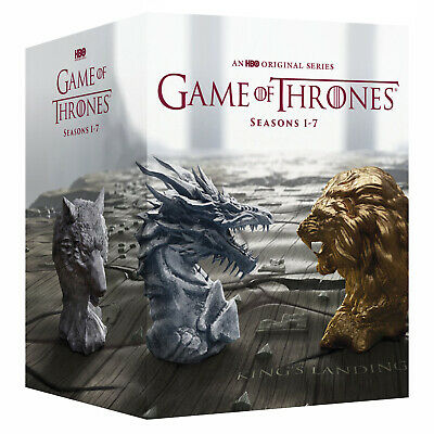 Game of Thrones: Complete Seasons 1-7 - 7 Disc Box Set - DVD Region 1 (USA)