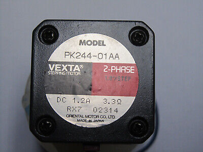 Vexta Stepping Motor Model PK244-01AA