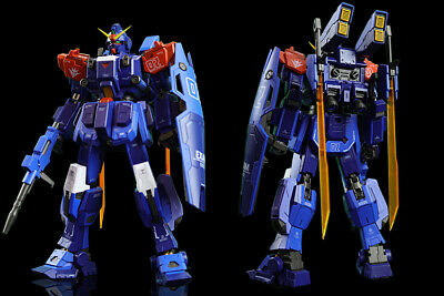 New FUNHOBBY 1//100 RX-79 BD 1 BLUE DESTINY 7in Action Figure Robot toy Lighter