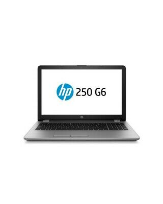 HP 250 G6 SP 2UB95ES ohne Betriebssystem Notebook Core i5 Mobile 3,1 GHz 256 GB