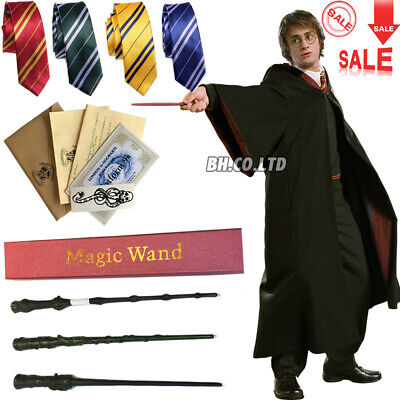 Baguette Magique Harry Potter Hermione Dumbledore Cosplay Magic Wand avec LED