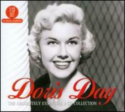 The Absolutely Essential 3 CD Collection by Doris Day: New