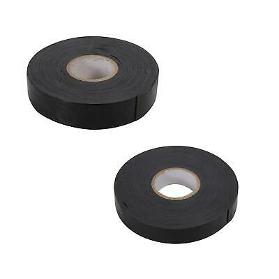 Self-Amalgamating Repair Tape 10m Rubber Waterproof Sealing Insulation 19mm 25mm
