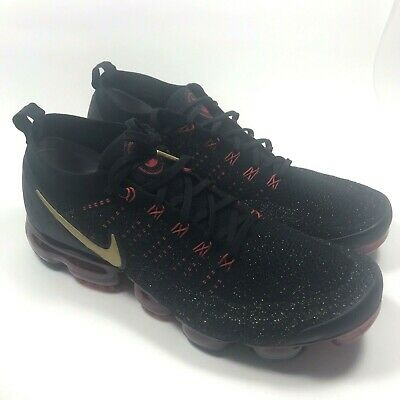Nike Air Vapormax 2.0 Flyknit CNY Chinese New Year BQ7036-001 Men's Size 13