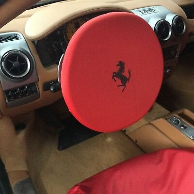 Ferrari F430 Coupe,Spider,Scuderia,Supplied Steering Wheel Cover