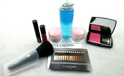 Lancome Sample Gift Set, Travel Size . Birthday/Party 7 Pcs
