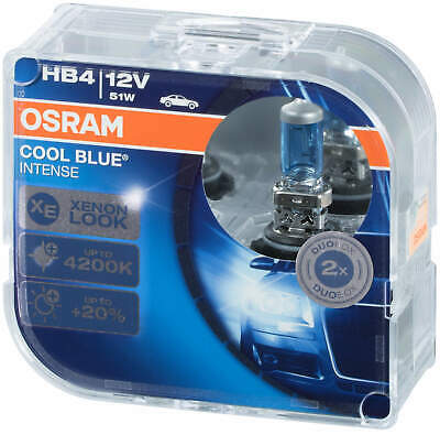 Osram Cool Blue Intense HB4 9006CBI-HCB Autolampe Duobox
