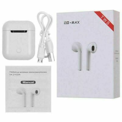 i10 Max TWS Bluetooth 5.0 Earbuds Wireless In-ear Headphone IOS & Android