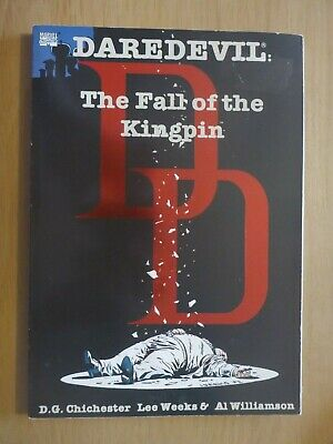 Daredevil: The Fall of the Kingpin - Marvel - Paperback Graphic Novel