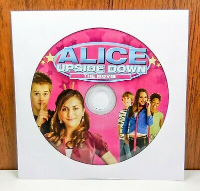 Alice Upside Down: The Movie  - Disc Only (DVD, 2008)