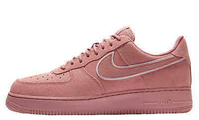 Eu Low Suede Pink Force 07 12 Uk 601 47 5 Air Af1 Aa1117 Lv8 Trainers Nike 1 BrdthCxQs