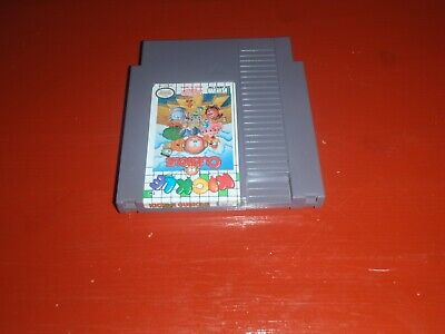 Kickle Cubicle (Nintendo Entertainment System, 1990) -Cart Only