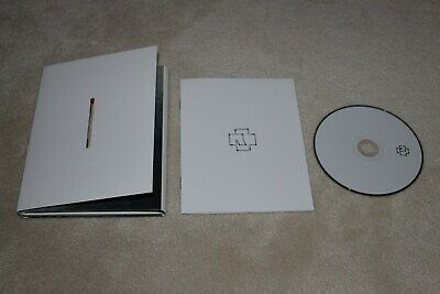Rammstein - Rammstein Self titled s/t untitled Special Edition Deluxe (CD 2019)