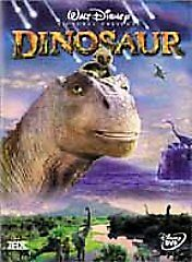 Dinosaur DVD Disney   like new w/chapter insert ,ships free  7.50   rare
