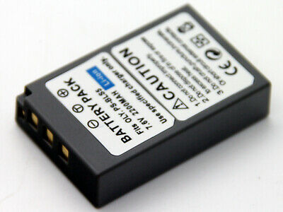 7.6v Battery For Olympus PEN E-P3 E-PL1s E-PL2 E-PL3 E-PL5 E-PL6 E-PM1 E-PM2 USA