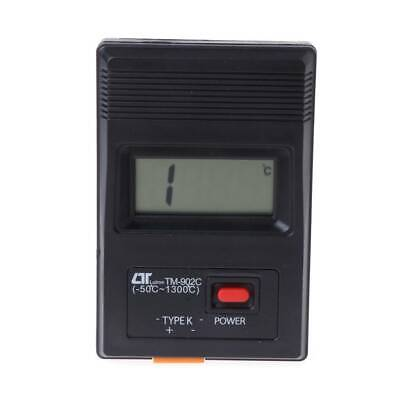 -50°C to 1300°C TM-902C K Type Digital LCD Thermometer with Thermocouple Sensor