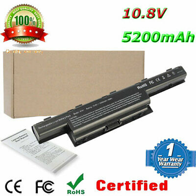 Batterie AS10D51 For PACKARD BELL EASYNOTE PEW91 PEW92 PEW96 te11hc Notebook