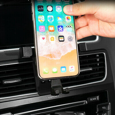 Car Air Vent  Mount Cradle Phone Holder Stand for Audi Q5 2008 - 2017