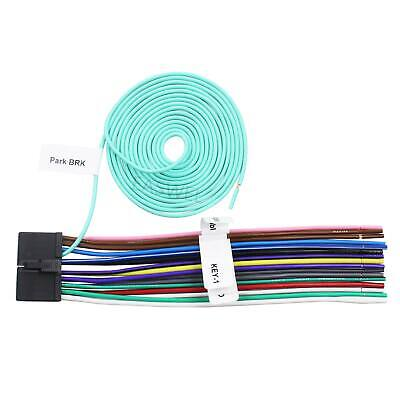 PERFORMANCE TEKNIQUE 20-PIN RADIO WIRE HARNESS STEREO POWER ... on