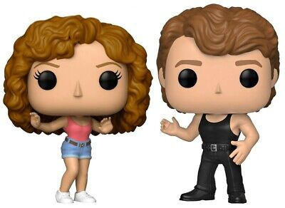 Dirty Dancing Baby & Johnny Funko Pop! Vinyl Figure 2 Pack