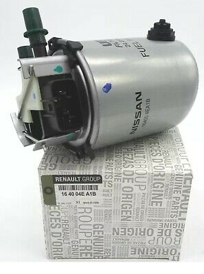 Fuel Filter Metal Canister Type Fits Nissan Qashqai X-Trail Renault UFI 2409501