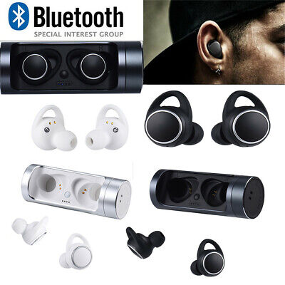 Twin Wireless Cord-Free Headphone In-Ear Earbud For Samsung Gear iConX BS-01