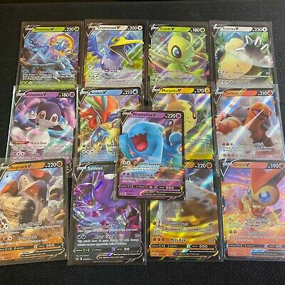 POKEMON TCG Card GIFT Lot 50 OFFICIAL Cards with Ultra Rare Included! GX OR EX