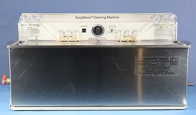 Geddis 1211X SurgiSonic Ultrasonic Cleaner Intrument Cleaner with Warranty!