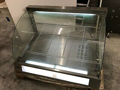 Heated Display Electric Cabinet Pie Warmer / Food Warmer etc