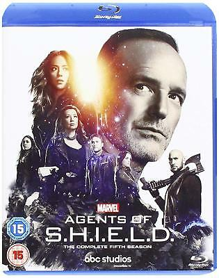 Marvel's Agents of S.H.I.E.L.D. The Complete Fifth Season 5 (Blu-ray) SHIELD