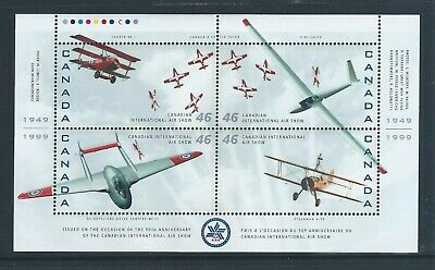 Canada Canadian International Air Show #1807 Full Pane MNH ** Free Shipping **