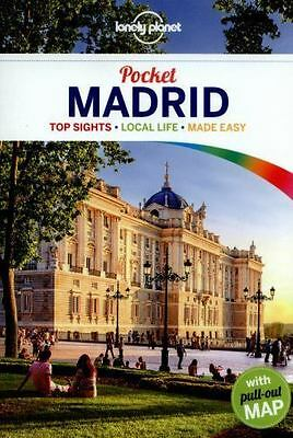 Lonely Planet Pocket Madrid (Travel Guide) by Lonely Planet; Ham, Anthony